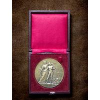 Французская медаль Люсьена Кудрэ