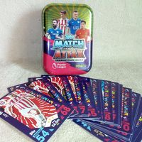 Футбольные карточки Topps Match Attax Trading Card Game 2016 / 2017 Premier League