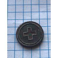 Накладка Красный крест