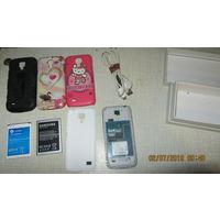 Samsung Galaxy S4 mini GT-I9195 на восстановление или разбор.