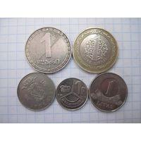 Пять монет/002 с рубля!