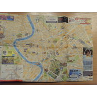 Карта (план) Рима