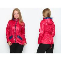 Новая куртка-ветровка осень-весна, примерно на 48-50 размер