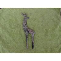Статуэтка из ссср олень
