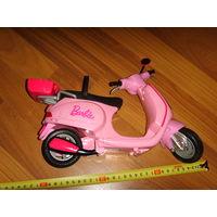 Мотоцикл для Барби . Mattel