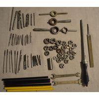 Инструмент СССР метчики, плашки,сверла, воротки, ключи, карандаши-стеклографы с рубля!!!