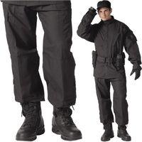 Тактические брюки Rothco, USA, новые. Цвет черный.