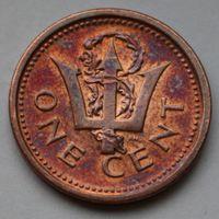 Барбадос, 1 цент 2008 г.