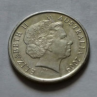 5 центов, Австралия 2009 г.