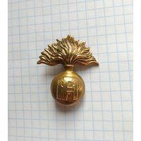 Бельгия. Кокарда военной полиции (вариант 2)