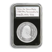 Leuchtturm -капсула для монет EVERSLAB 16 мм.