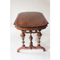 Старинный стол из массива