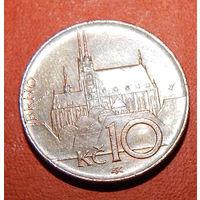 10 крон. Чехия