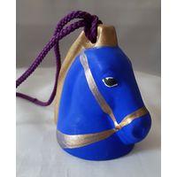 Колокольчик Лошадь (Конь), глина