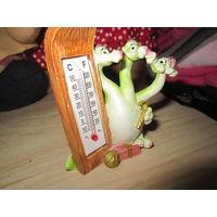 Фигурка с термометром. Змей горыныч