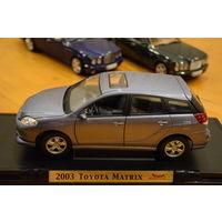 Toyota Matrix (yat ming)