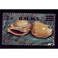 1 марка 1978 год О-ва Кука 17
