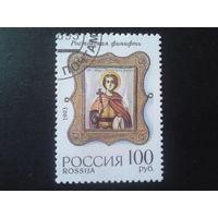 Россия 1993 Икона