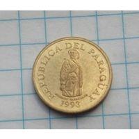 Парагвай 1 гуарани 1993г.