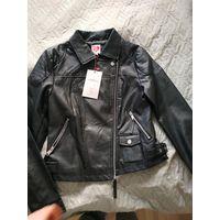 Куртка-косуха новая р. 42-44. Котон