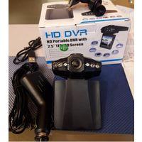 Автомобильный видеорегистратор HD DVR новый