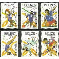 Белиз олимпиада 1988г.