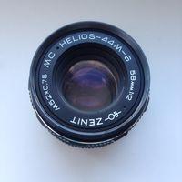 MC Helios-44m-6 58mm, f2, резьба M42