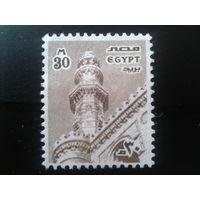 Египет 1982 башня в Каире