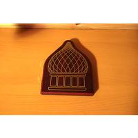 Футляр Коробка для монет Православные храмы Беларусь 20 рублей