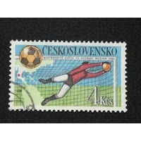 Чехословакия 1986. ЧМ по футболу. Полная серия