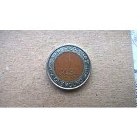 Египет 1 фунт, 2008г. **