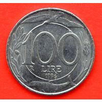 32-23 Италия, 100 лир 1996 г.
