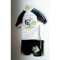 Сувенирная форма сборной Германии 2006-лицензия