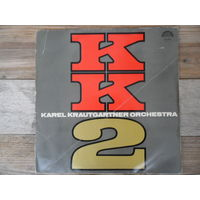 Карл Краутгартнер и его оркестр - КК 2 - Supraphon