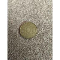 Индонезия 500 рупий 2002