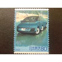 Япония 2004 автомобиль