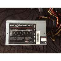 Блок питания ATX modecom feel 500 (500Watt)