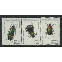 Мадагаскар-жуки- 1993г