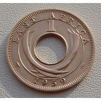 Британская Восточная Африка. 1 цент 1959 год  KM#35