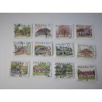 Польша 1997-98. Архитектура