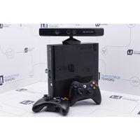 Черная консоль Microsoft xBox 360 E 500Gb (LT 3.0) + Kinect. Гарантия