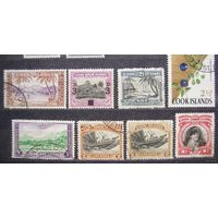 Британские колонии. Острова Кука. Лот 10