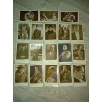 Гарри Лидтке. Старинные открытки. СУПЕРЛОТ