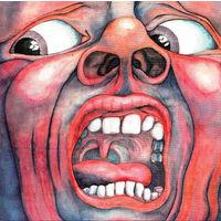 King Crimson - In The Court Of The Crimson King - An Observation By King Crimson (1969, 2xAudio CD, фирменный, издание к 40-летию выхода альбома)