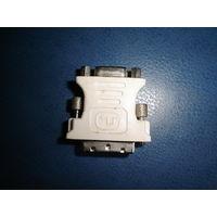 Переходник VGA - DVI-I