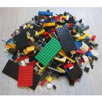 Lego, Brick и др... Более 600 элементов. Вес: более 1 кг., (2)...