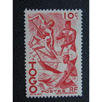 Французское Того 1947 г.
