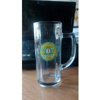 """Пивной бокал, кружку  для пива """"Taler""""."""