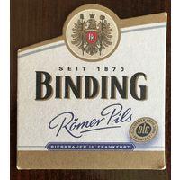 Подставка под пиво Binding No 2a