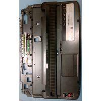 Передняя крышка + панель с кнопками + тач пад от ноутбука Acer Aspire 5535